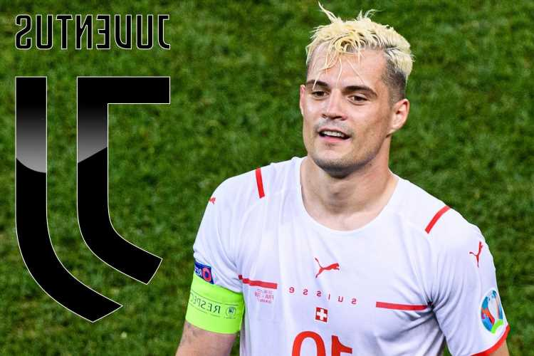 Arsenal star Granit Xhaka wanted by Juventus as they look to hijack Roma transfer and could hike up midfielder's price