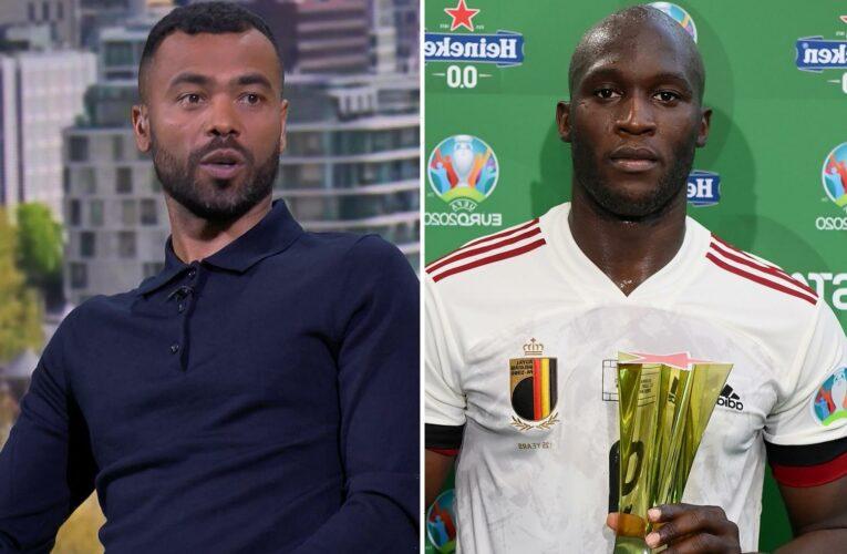 Ashley Cole hails Romelu Lukaku's development and reveals 'nobody respected' Belgium striker at Chelsea