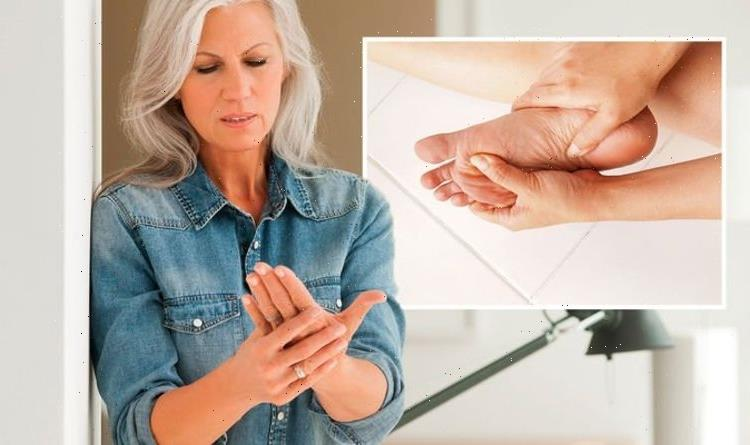 B12 deficiency symptoms: The signs low B12 levels are causing 'possible nerve damage'