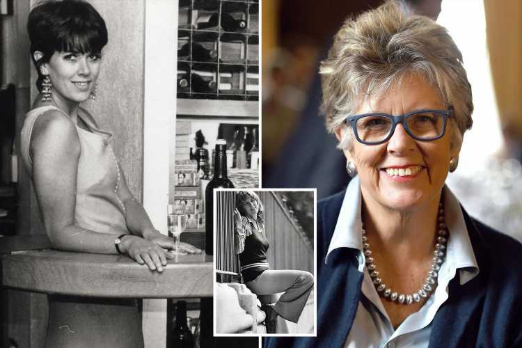 Bake Off's Prue Leith sauciest secrets – from stealing a woman's husband to attending an orgy and a bad acid trip