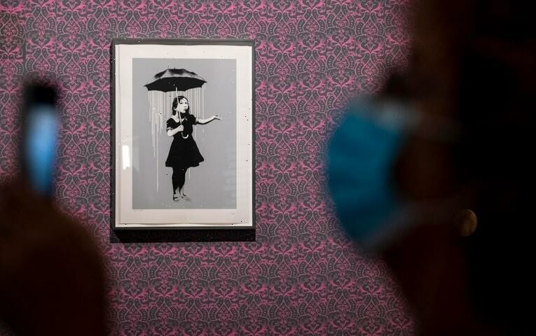 Banksy May Soon Have To Unmask Himself To Keep His Trademarks