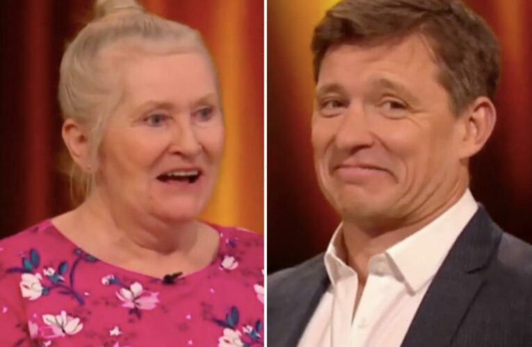 Ben Shephard lost for words as Tipping Point guest forgets his name