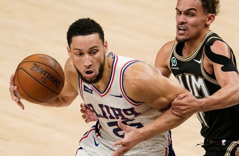 Ben Simmons trade rumors begin to swirl after 76ers star's poor performance in playoffs