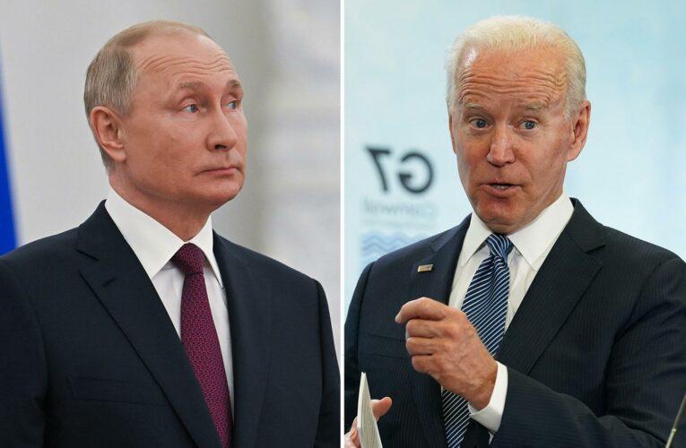 Biden rejects joint Putin presser where they try to 'embarrass each other' & agrees US-Russia relations 'at a low point'