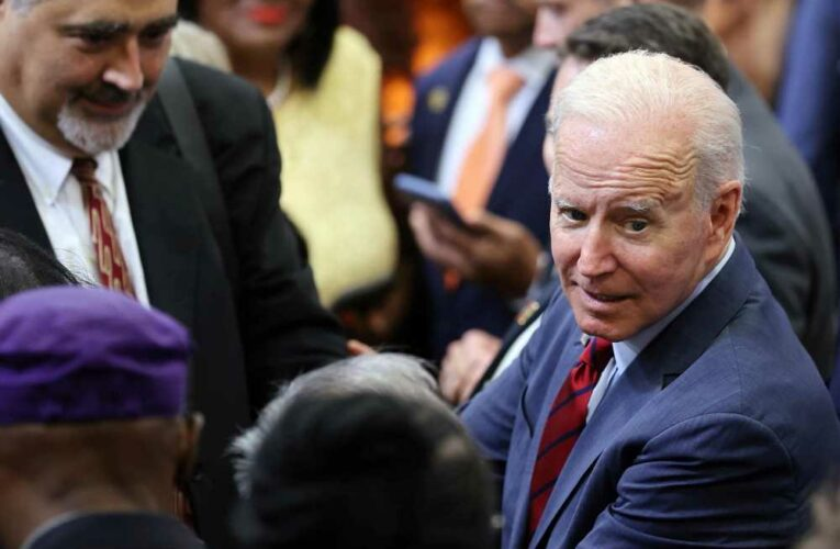 Biden says COVID killed more Americans than US war in Iran