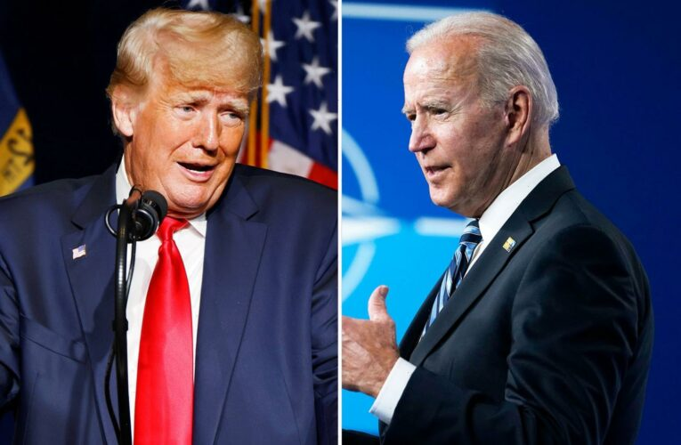 Biden uses world stage to blast Trump and say his 'phony populism' is destroying the GOP