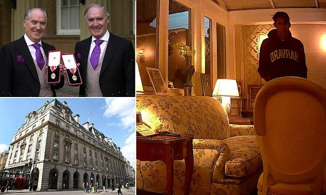 Billionaire Barclay family settle 'Ritz bugging' High Court battle