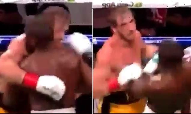 Boxing fans claim Logan Paul's bout against Floyd Mayweather was FIXED