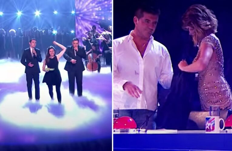 Britain's Got Talent musician who pelted Simon Cowell with eggs is now a composer for Disney's Loki