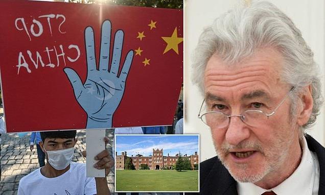 Cambridge don, 72, told students not to debate Uighur Muslims