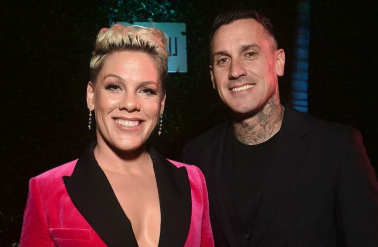Carey Hart Happy That Pink's Documentary Showed His Vulnerable Side