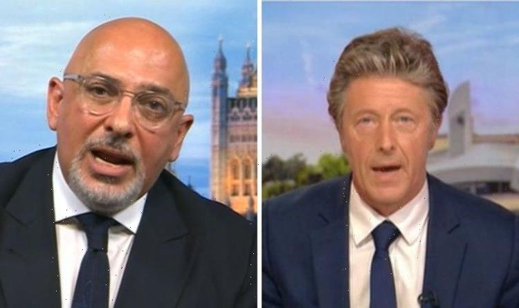 Charlie Stayt hits back at Zahawi over BBC Breakfast blunder 'It's Charlie!'