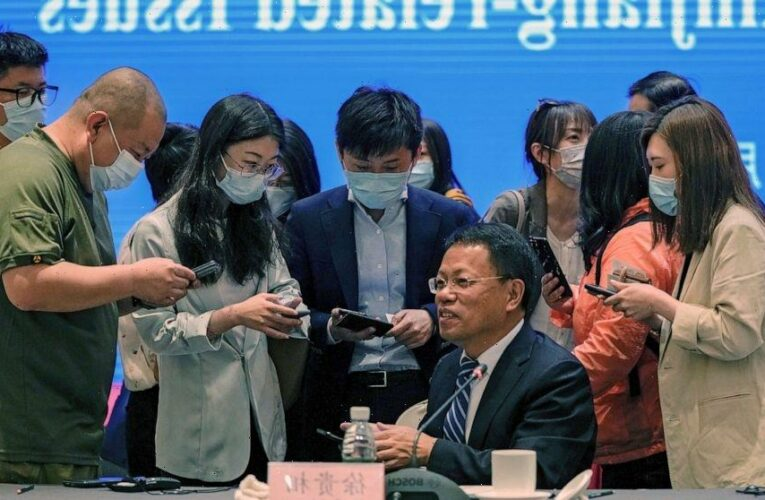 China says no strings attached to vaccine shipments overseas