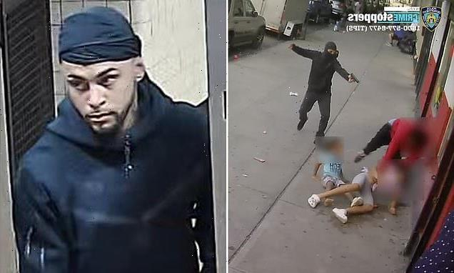Cops release photo of person of interest in NYC sidewalk shooting