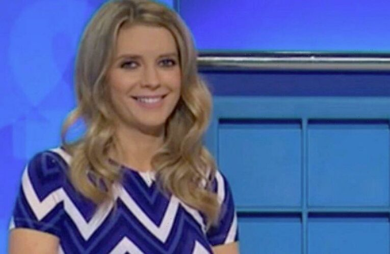 Countdown's Rachel Riley struggles to keep composure as rude word is spelled out
