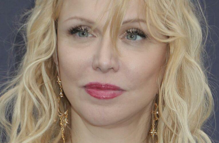 Courtney Love Makes A Head-Turning Accusation Against Olivia Rodrigo