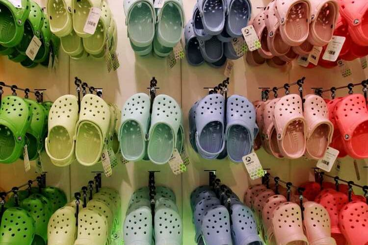 Crocs have £15 off in Prime Day Sale but you'll need to be quick if you want to pick up the divisive shoe