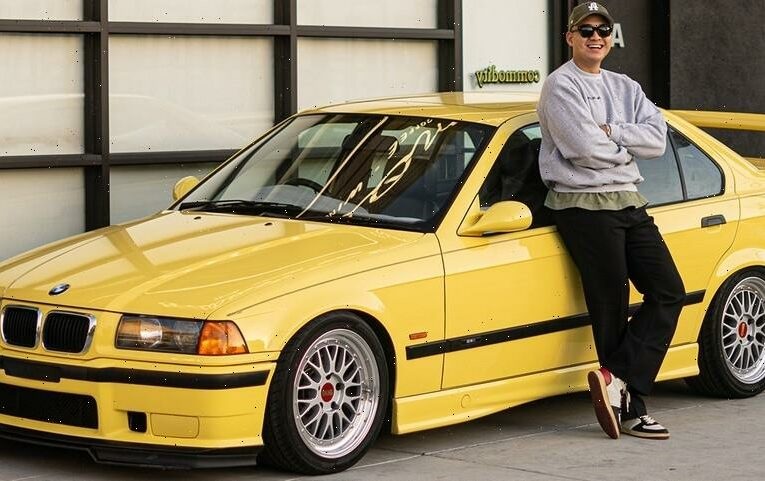 DRIVERS: Nick Sisombath and His 1997 BMW M3 E36