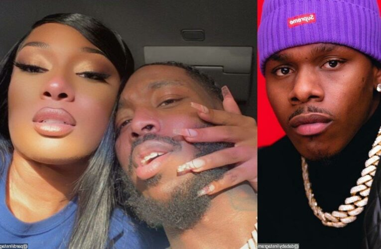 DaBaby Hits Back at Megan Thee Stallion's Beau Pardi for Defending Her Amid Twitter Feud