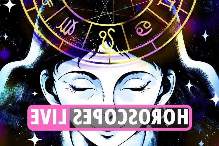 Daily horoscope today LIVE – Free star sign news and updates for Capricorn, Virgo, Cancer, Leo, Scorpio, Gemini and more