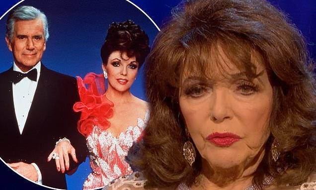 Dame Joan Collins hits out at late Dynasty co-star John Forsythe