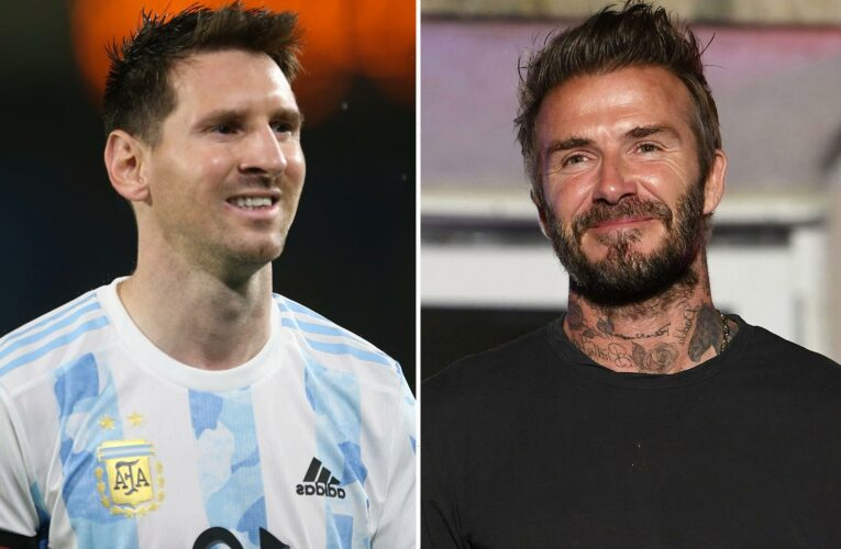 David Beckham's Inter Miami 'optimistic' of stunning Lionel Messi transfer with Barcelona icon keen to end career in MLS