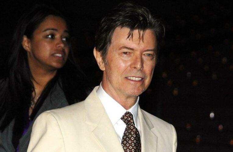 David Bowie's Painting Found in Trash Draws Online Bidding War