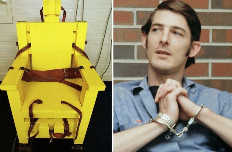 Death Row killer 'slowly fried to death' in horror 14-minute execution on 'Yellow Mama' electric chair