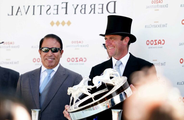Derby winner Adayar set for King George at Ascot as 'signs are good' following surreal win at Epsom