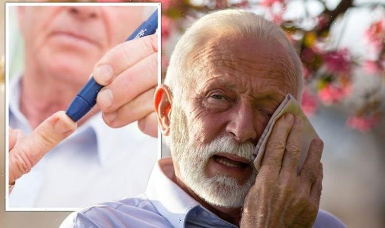 Diabetes type 2 symptoms: Six eye problems that are a sign of high blood sugar