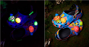 Diplo's Crocs Are Wonderfully Wild and Weird With Glow-in-the-Dark Mushroom Charms