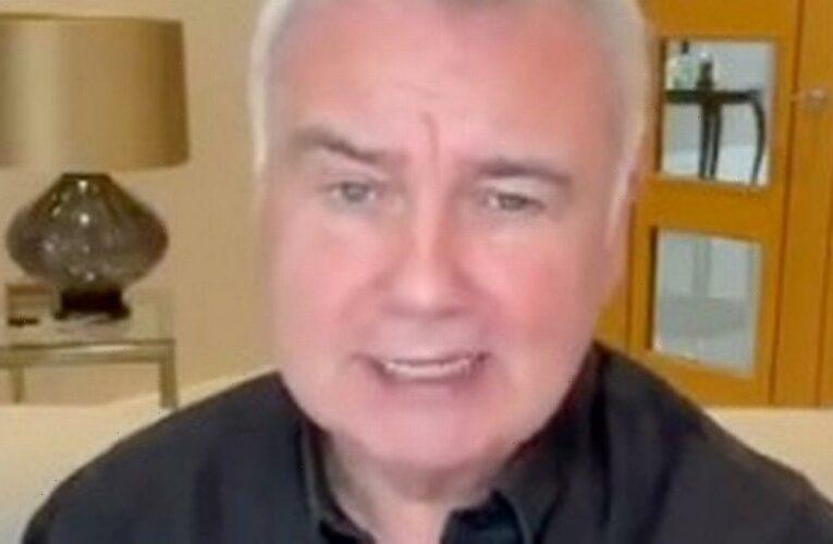 Eamonn Holmes sends heartfelt video message to boost fans' spirits
