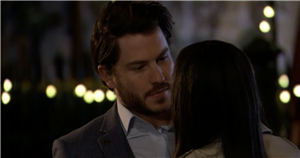 EastEnders' Chelsea is 'set for danger' as romance with villain Gray heats up