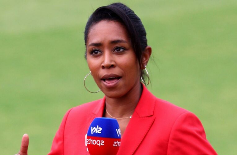 Ebony Rainford-Brent MBE says she feared a social media backlash over her stance against racism