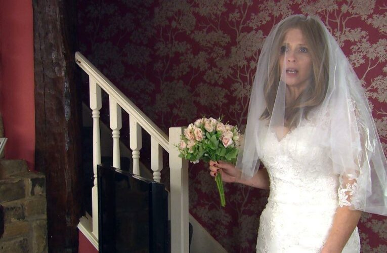 Emmerdale spoilers tease Bernice's epic plan to ruin Liam and Leyla's wedding