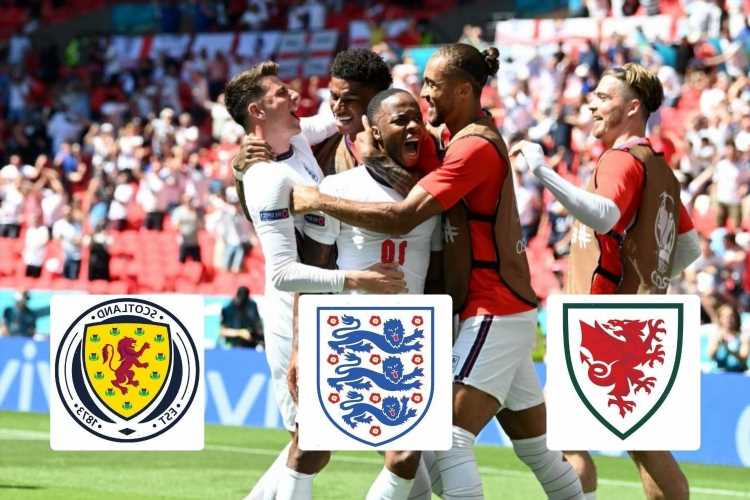 Euro 2020 fixtures TODAY: England face Scotland, while Croatia play Czech Republic after Sweden vs Slovakia early on