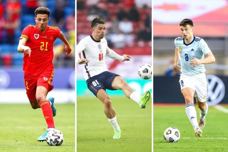 Euro 2020 warm-up fixtures and results: Spain draw with Portugal, England to face Romania, Wales draw with Albania