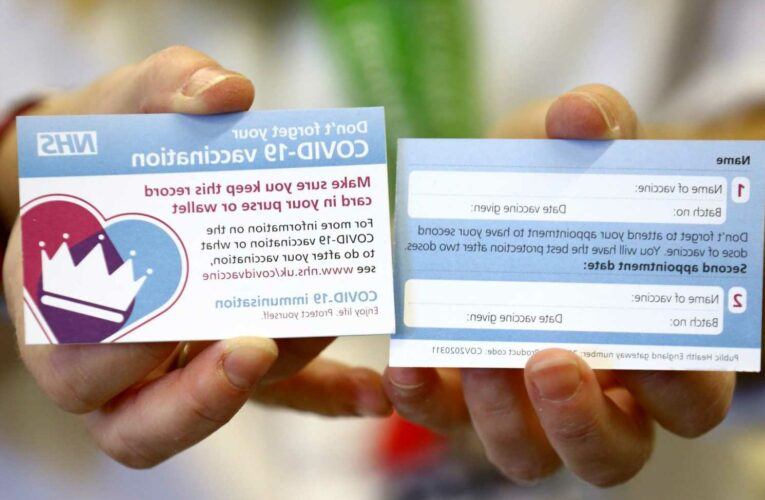 Experts warn NOT to share photos of your vaccine card on social media – here's why