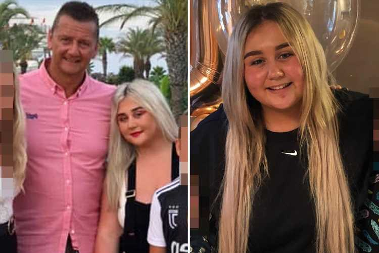 Family tribute to daughter, 21, found dead in wreckage by firefighter dad after horror three car crash