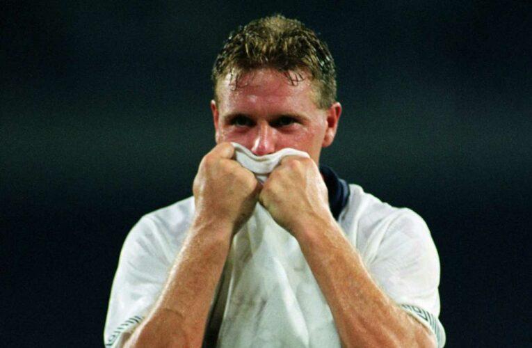 Football's most iconic moments revealed including Maradona's Hand of God and England hero Gazza's tears at Italia 90