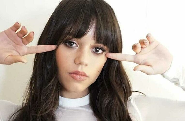 For Jenna Ortega, Deleting Instagram Is a Cathartic Release