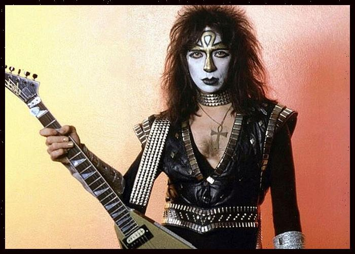 Former KISS Guitarist Vinnie Vincent Reveals Long-Awaited Solo Album Is Nearly Complete