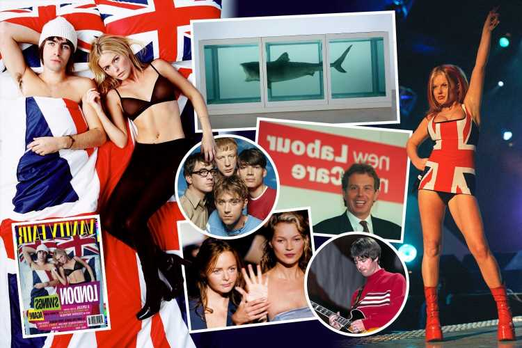 From The Spice Girls to Gazza, how 1996 was the year we cooled the world
