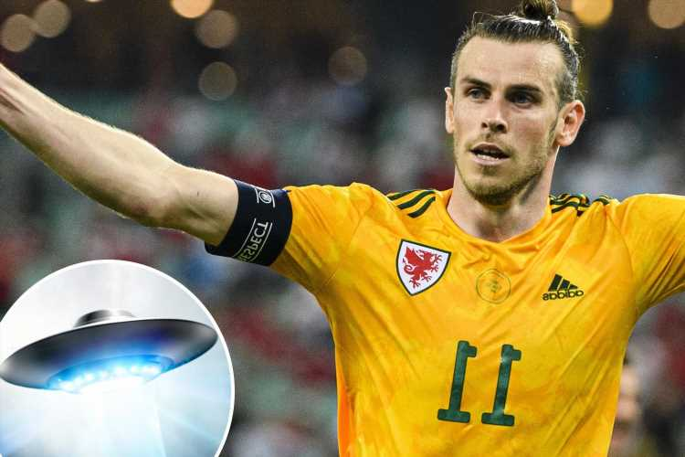 Gareth Bale claims evidence of aliens is 'everywhere' as Wales legend outs himself as a true believer at Euro 2020