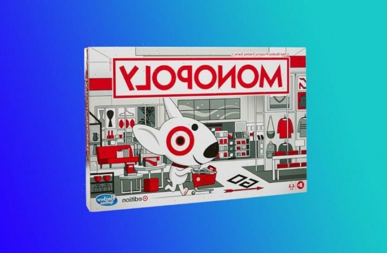 Gear up for game night with Monopoly: Target Edition