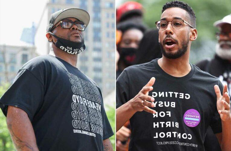 George Floyd's brother slams  Reynoso over 'fraud' Brooklyn BP endorsement