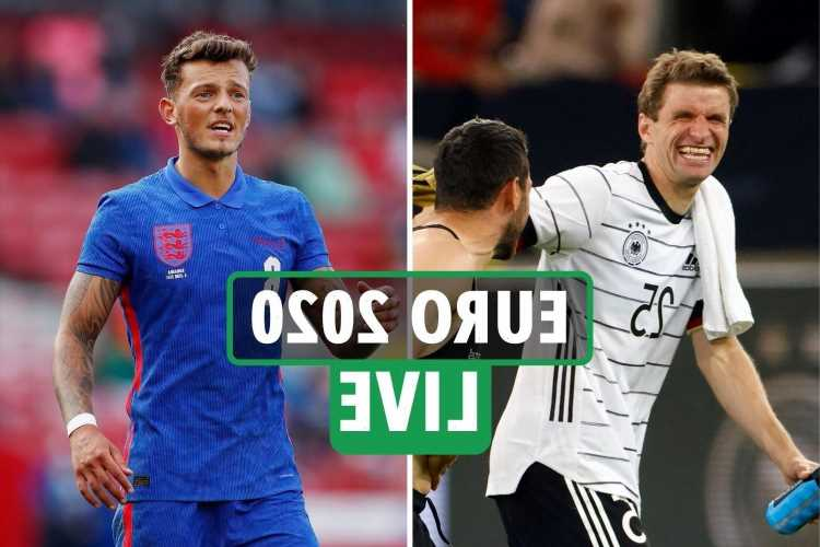 Germany hit SEVEN past Latvia, Ben White replaces Alexander-Arnold in England's Euro 2020 squad