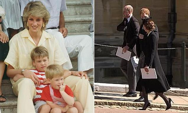 Harry and William 'will have meeting' after Diana statue is unveiled