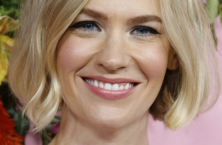 Here Are January Jones' Beauty Must-Haves