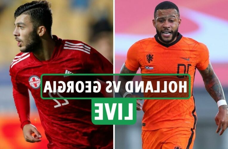 Holland vs Georgia LIVE REACTION: Depay, Weghorst and Gravenberch notch as De Boer's side secure victory – updates